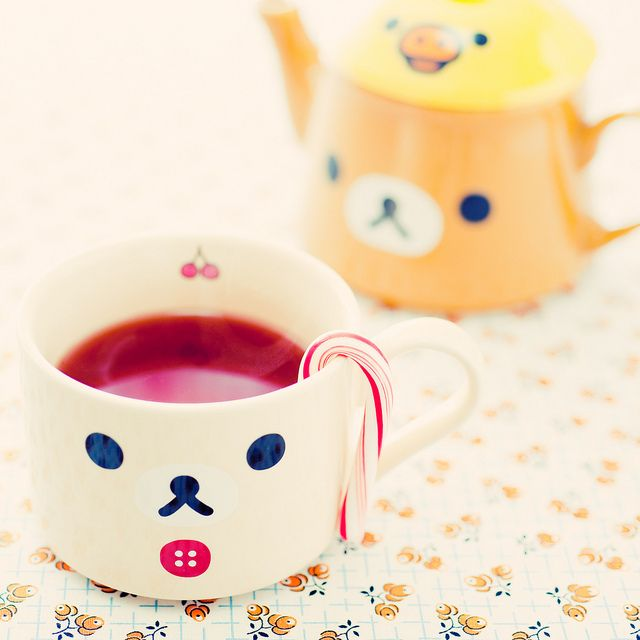 tea time for cuties :)