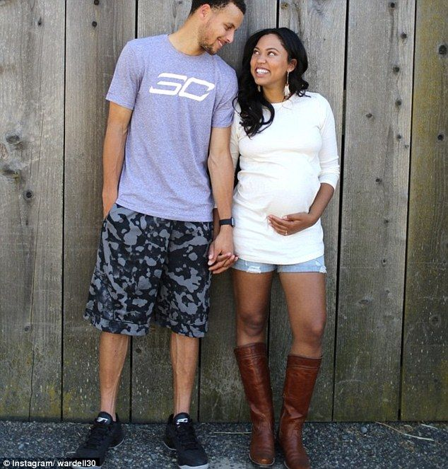 New addition: NBA champion Stephen Curry and wife Ayesha gave birth to a daughter on Frida...