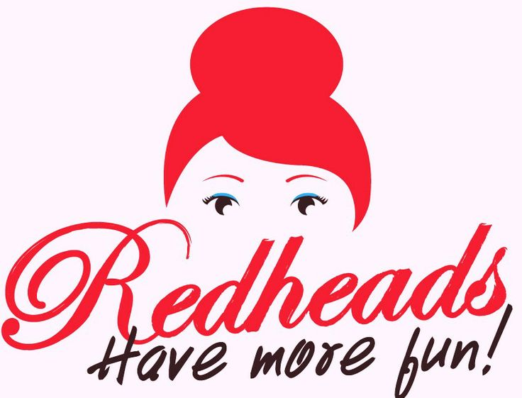 REDHEADS! I want this on a shirt
