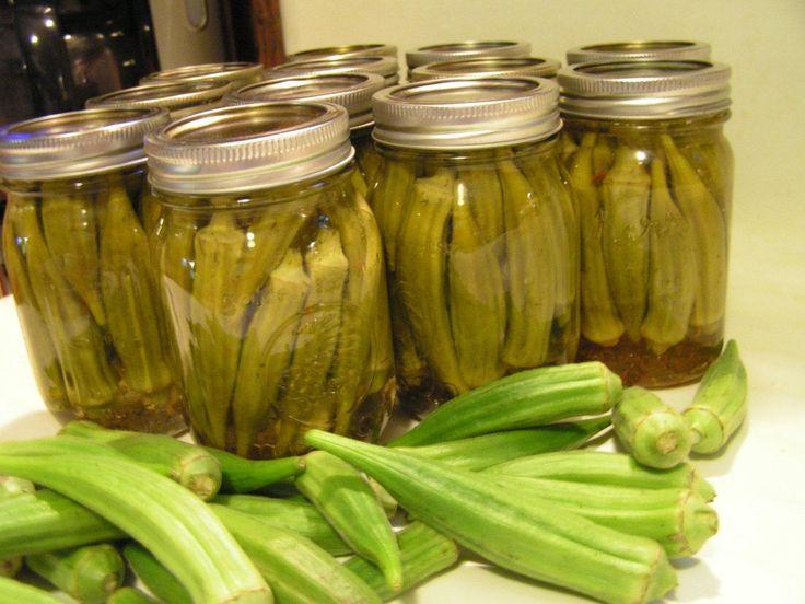 Best 25+ Canning pickled okra ideas on Pinterest | Pickled ...