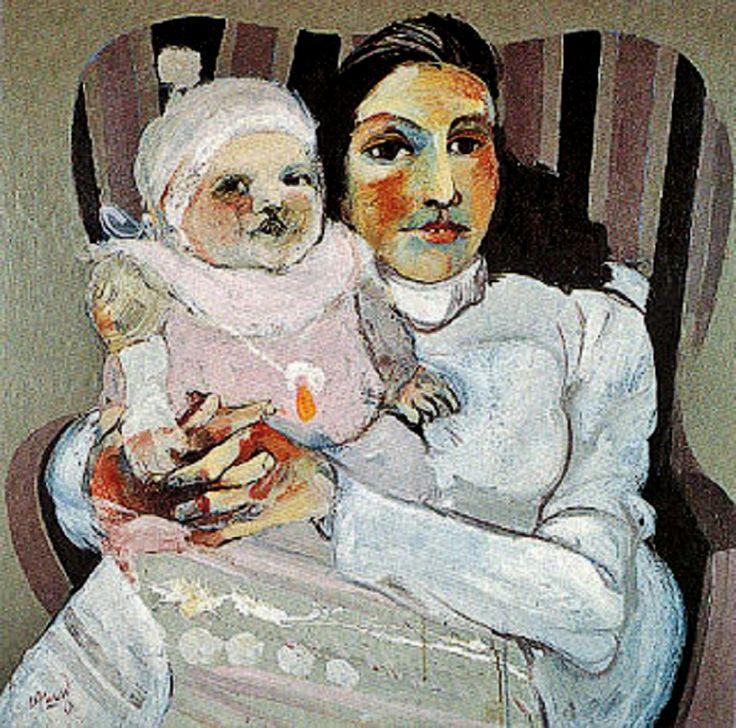 Maternidad : Carlos Alonso
