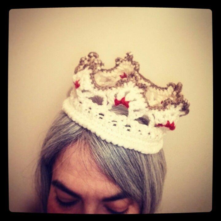 #Corona #uncinetto #ilpostoditantecose