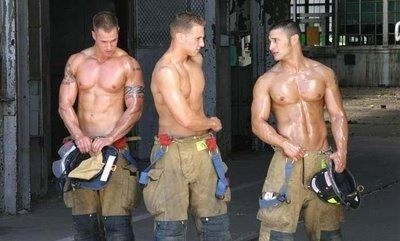 : Eye Candy, Bath Trunks, Hot Firemen, Funny Pictures, Firefighters, House, Pretty Food, Hot Guys, Fire Department