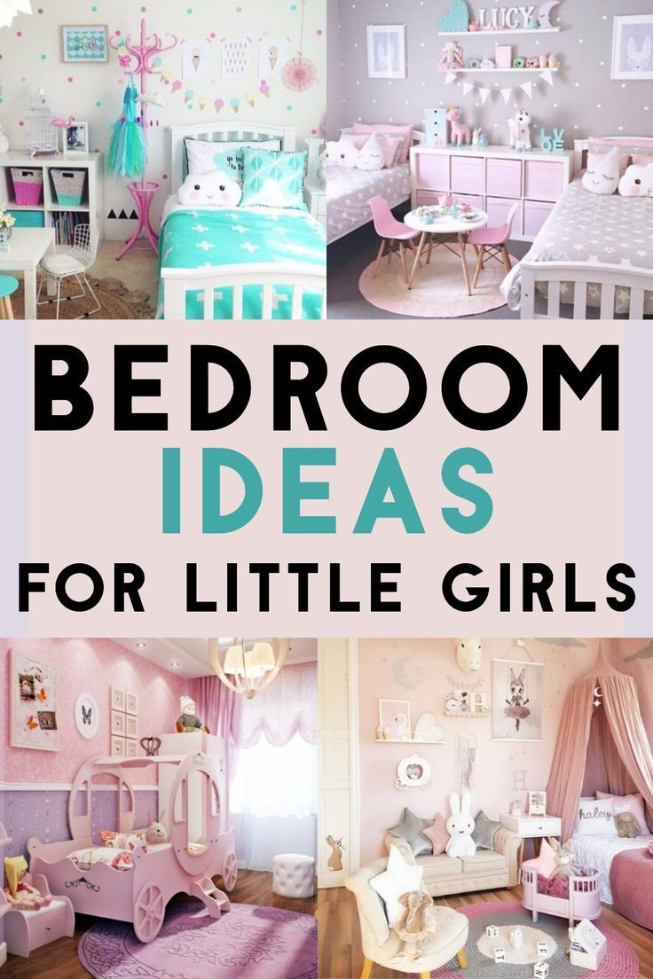 Simple Bedroom Ideas For A Little Girls Room Pictures And Decorating Ideas Pink Girl Room Girl Bedroom Decor Pink Girl Room Decor Easy kid bedroom ideas