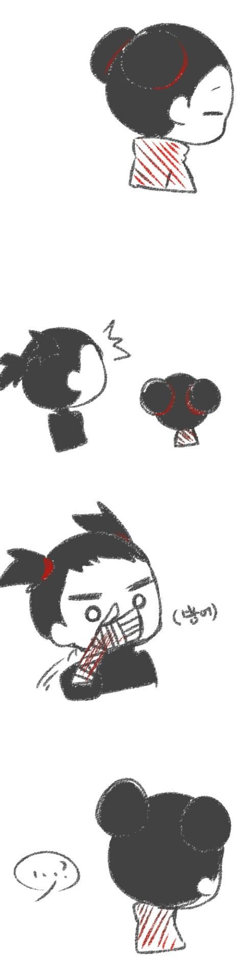 19 best pucca series images on pinterest