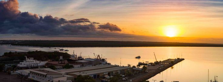 Dawn over Darwin by MPBigPhoto on Etsy