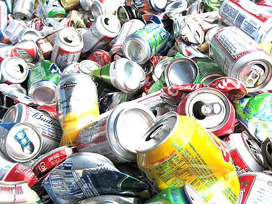 Some facts of aluminum can recycling!