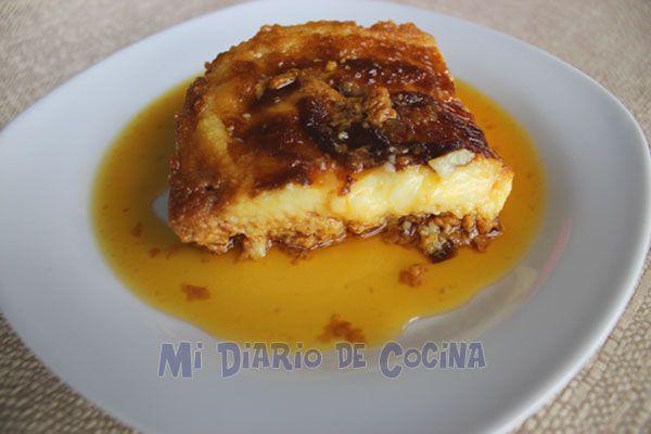Leche Asada.........Mi Diario de Cocina: Leche Asada