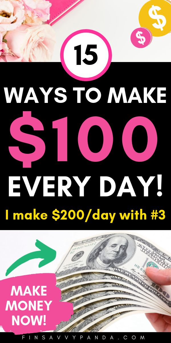 How I Make $100 Every Day (Make Money Online or From Home) – Ashlee Leaumont