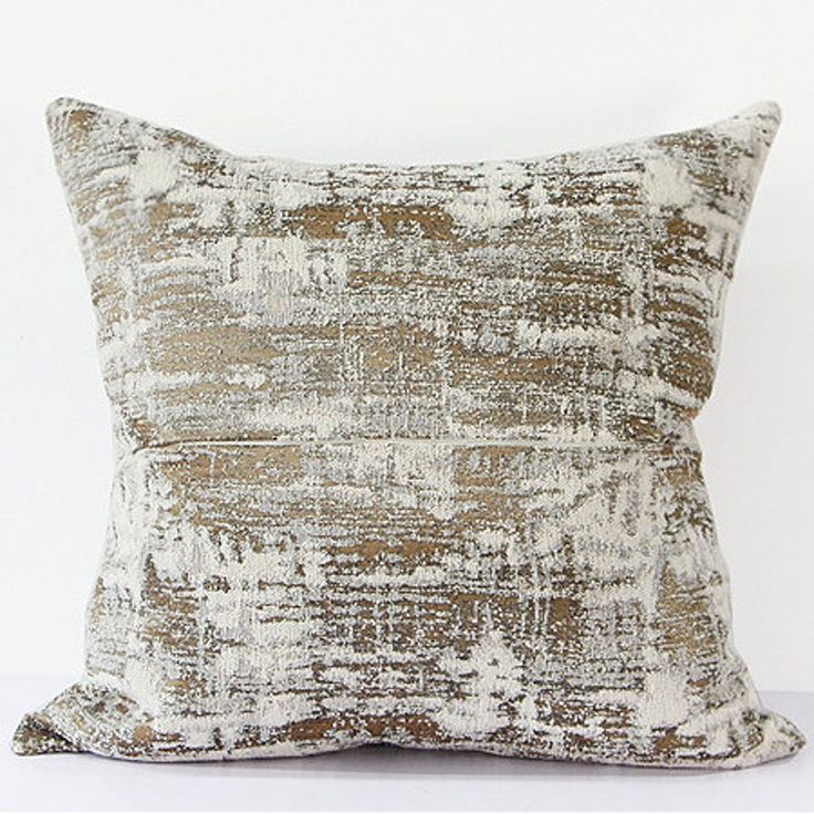 2020 的 Decorative Pillow Throw Pillow Cover Light Gold Mix