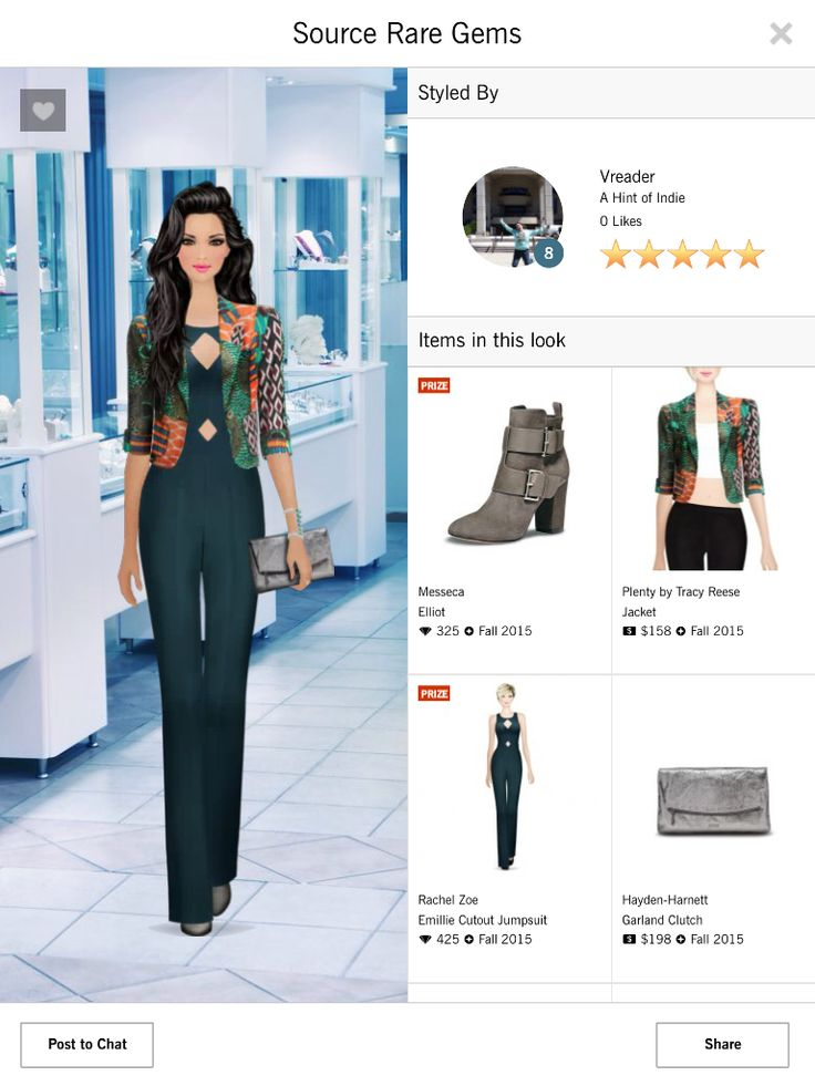 Covet Fashion Jet Set Top Looks