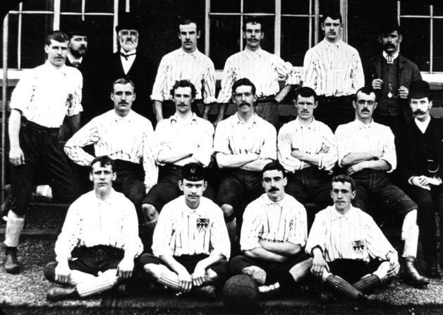 Book launched about first Romany to play for England
