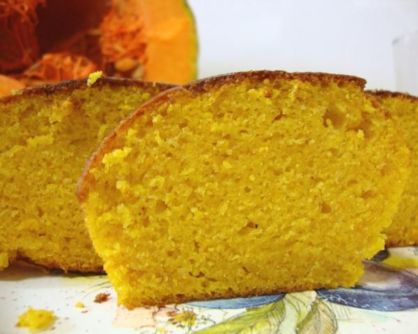 Receta de Torta de auyama - Fácil - 6 pasos