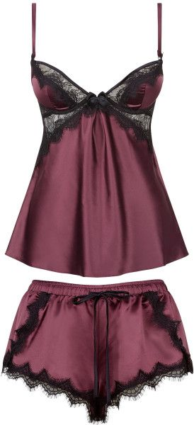 Ann Summers | Purple Collette Cami Set | Lyst