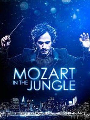 Mozart in the Jungle une série TV de Roman Coppola, Jason Schwartzman avec Gael García Bernal, Malcolm McDowell. Retrouvez toutes les news, les vidéos, les photos ainsi que tous les détails sur les saisons et les épisodes de la série Mozart in the Jungle