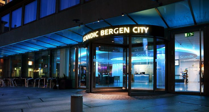 Stay at Hotel Scandic Bergen City in Norway