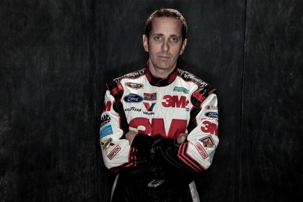 Our fearless driver, Greg Biffle