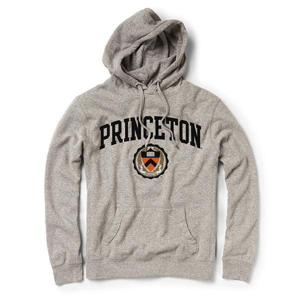 Princeton Hoody Heritage Tri-Blend