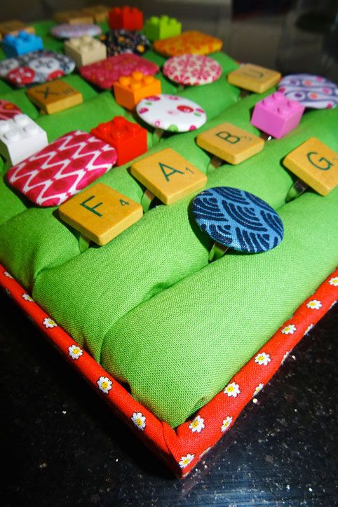 Présentoir et boîte à bagues - Rings organizer display & box by Biz Biz Handmade