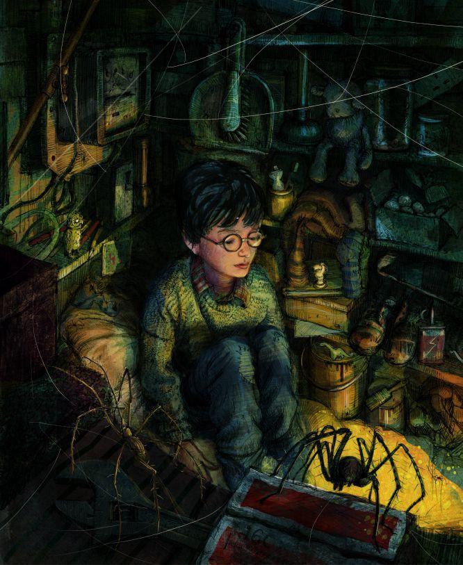 Fotos: Viaje al universo mágico de 'Harry Potter y la piedra filosofal'   Cultura   EL PAÍS