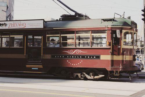 Vintage traveler #Melbourne