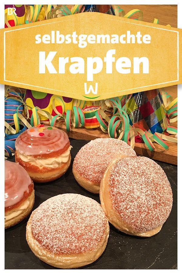 Wir In Bayern Krapfen Rezept