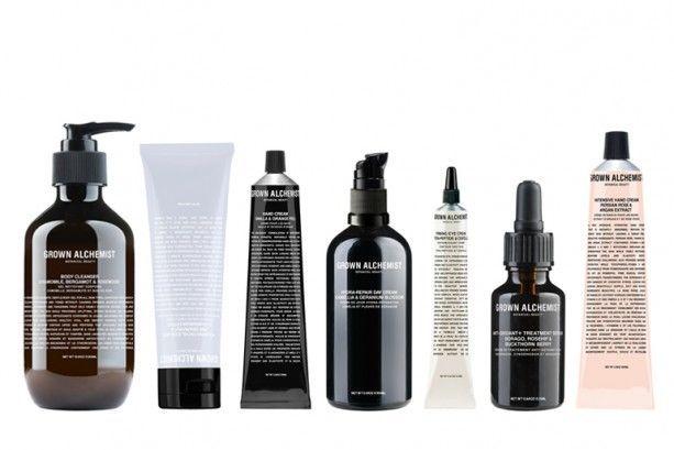 Grown Alchemist : organic skincare