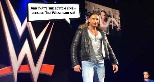 WATCH: Ex-Footballer Tim Wiese make his WWE debut - http://www.squawka.com/news/ex-german-keeper-tim-wiese-makes-his-wwe-debut/221645 #Soccer #Football #WWE #Sport #Sports