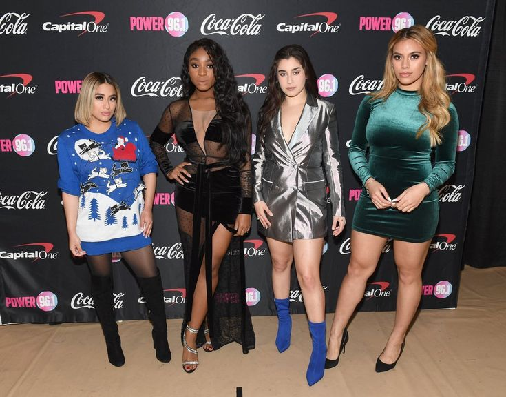 Fifth Harmony attends Power 96.1's Jingle Ball 2017 Presented by Capital One at Philips Arena on December 15, 2017 in Atlanta, Georgia.