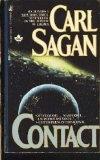 Contact | Carl Sagan | Book: PS3569.A287 C6 1986 | DVD: PS3576.E64 C65 1997