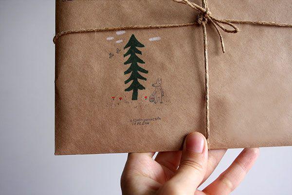 Mail Embellishment on Behance