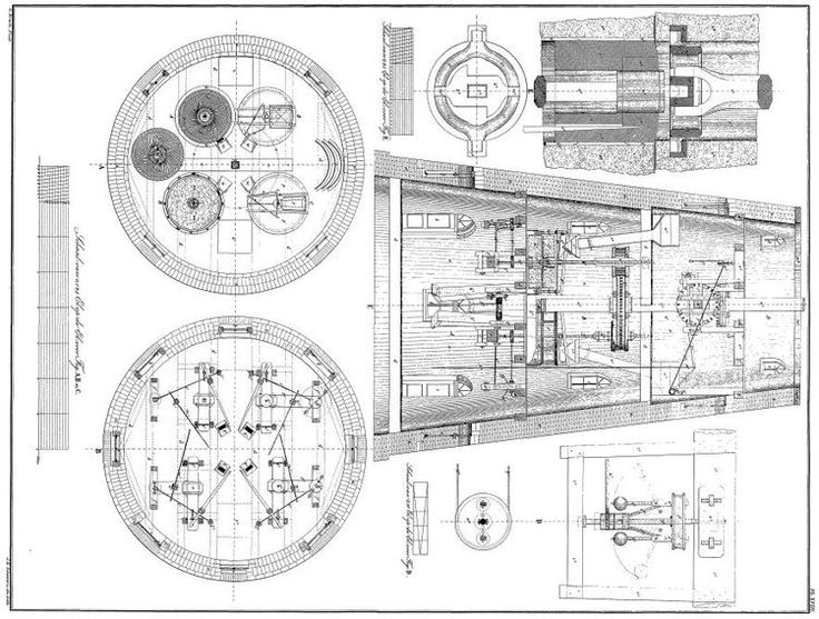 70 best architectural drawings images on pinterest | architecture ... - Caisson De Decompression Pour Insert