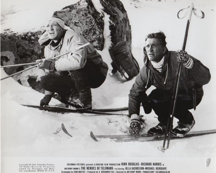 Los héroes de Telemark (1965) Título original: The Heroes of Telemark (Reino Unido) Género: Películas > Acción / Drama / Historia / Bélico Director: Anthony Mann. Duración: 131 minutos.