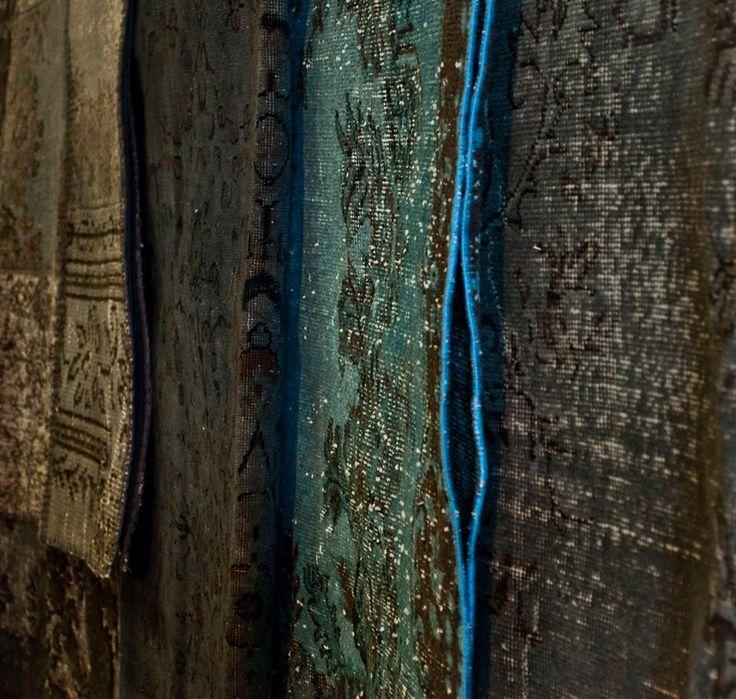 Nouveautés Balivernes Boutique!  Possédez un morceau d'histoire avec l'un de ces tapis turcs antique. Grâce à de multiples procédés de lavages et de colorations écologiques ils ont pu retrouver leur jeunesse d'antan.