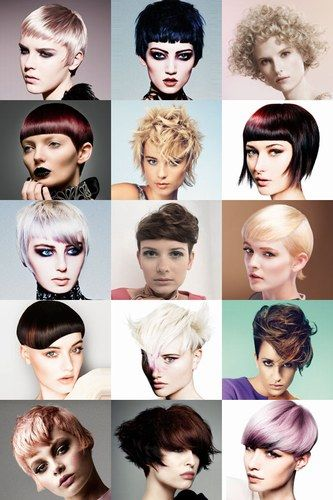 Short hairstyles 2014: The hottest crops - Pictures of Hairstyles for Short Hair