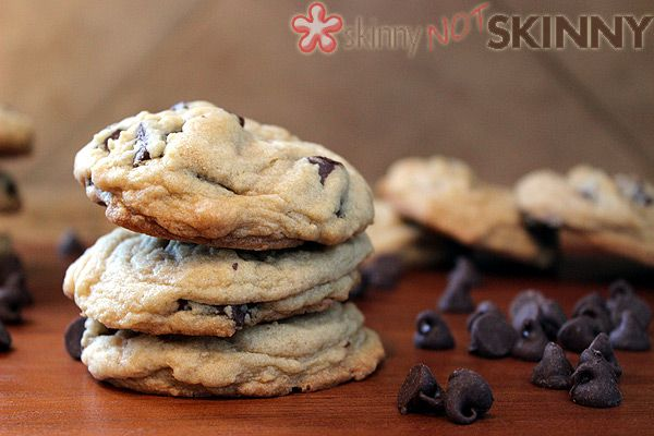 Chocolate Chip Cookies | Recipes to Try | Pinterest