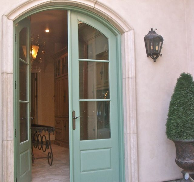 Wonderful color for a door or shutters sue murphy for Murphy garage doors