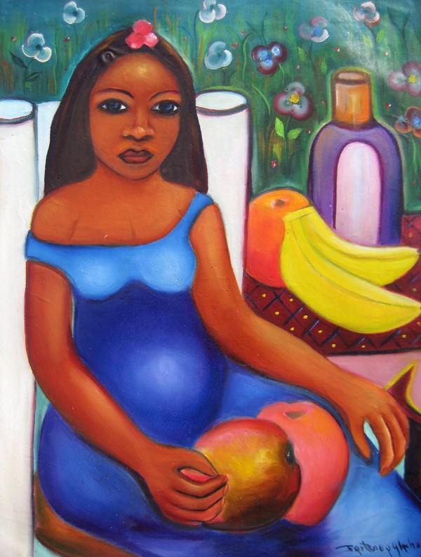 Haitian Art -