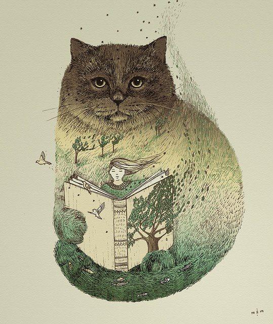 Os Gatos na Literatura 7: Colette – Les Chats dans la Littérature 7: Colette