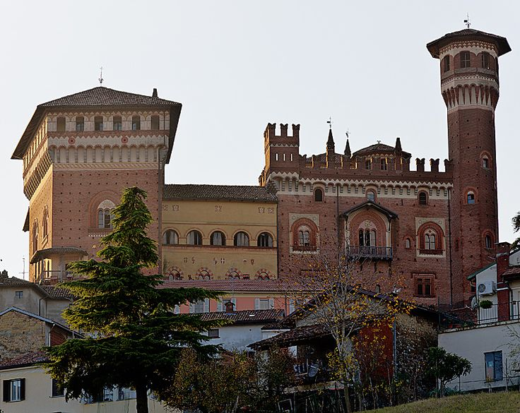 Castello di Cereseto nel Monferrato