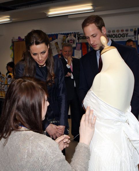 Kate Middleton Photos - Prince William and Kate Middleton Out and About - Zimbio