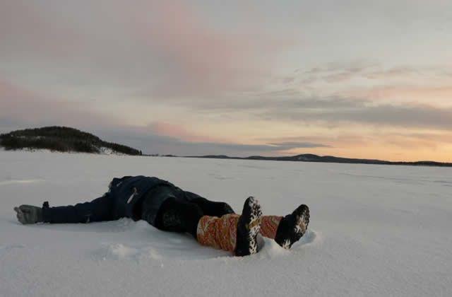 Gwen a tout quitté pour partir faire un voyage en Laponie... qui a tout changé.