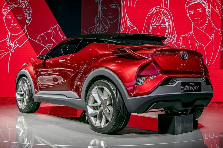 Toyota Global Site | The 17th Shanghai International Automobile Industry Exhibition | WAY