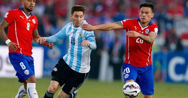 New post on my blog: Argentina vs. Chile Copa America 2016 Predictions Preview Streaming Info http://ift.tt/1tc01nR #copa100 #copa2016 #ca2016 #copaamerica #centenario #football #soccer #usa Argentina vs. Chile Copa America 2016 Predictions Preview Streaming Info - Copa America 2016...