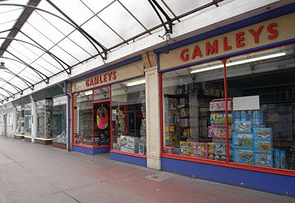 As a child I spent my pocket money here in the 50's