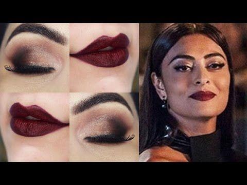 Tutorial - A maquiagem da Juliana Paes em Totalmente Demais » Pausa para Feminices