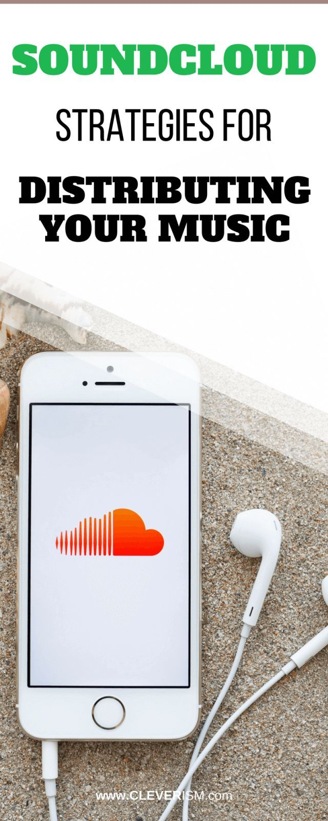 SoundCloud – Strategies for Distributing your music