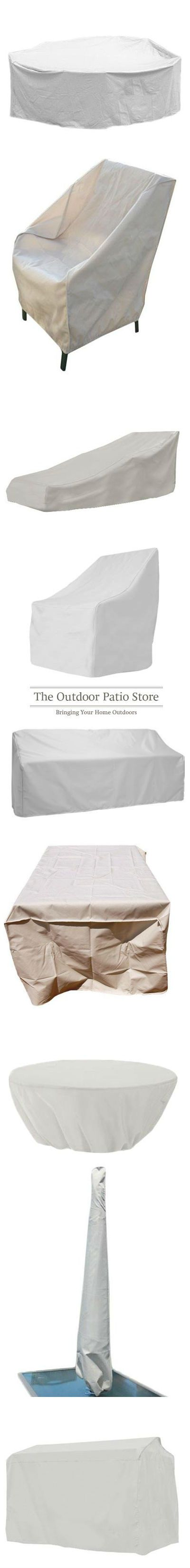 Best Covers To Protect And Extend The Life Of Your Outdoor Furniture!