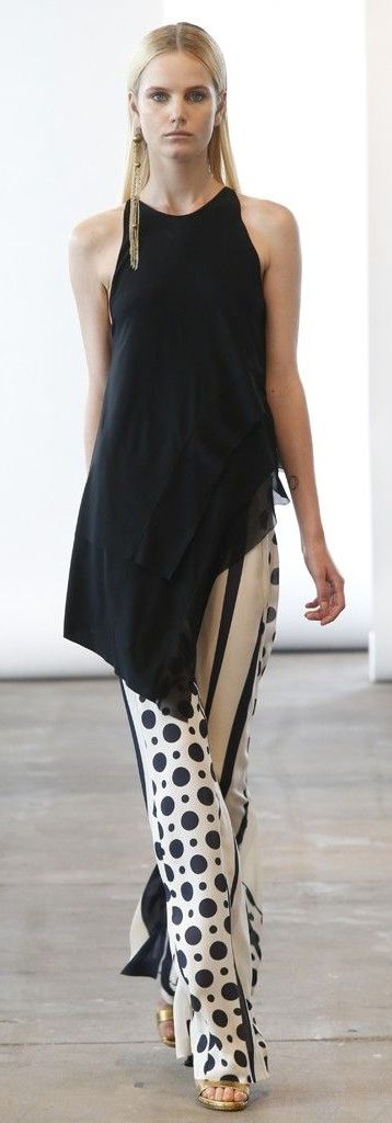 Donna Karan Resort 2014 there is a part of me that thinks this is so cute Lauren might go mom????lol