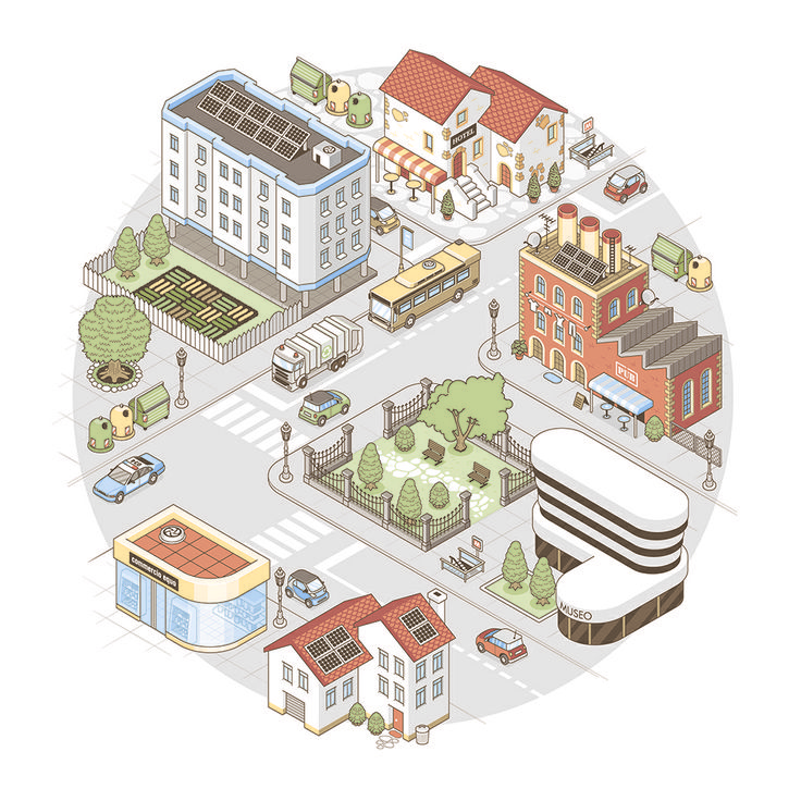 Jacopo Rosati Smart City - La città ideale